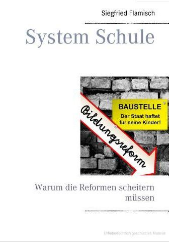 Buchcover System Schule